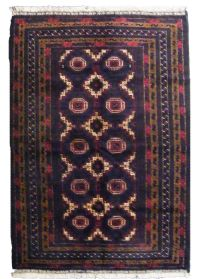 Handmade Old Afghan Belouch
